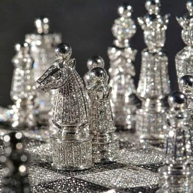 Diamond chess