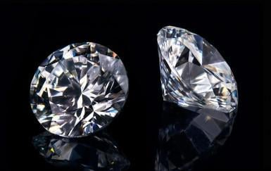 How to recognize a real diamond!