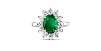 Tip: add gems to a diamond ring