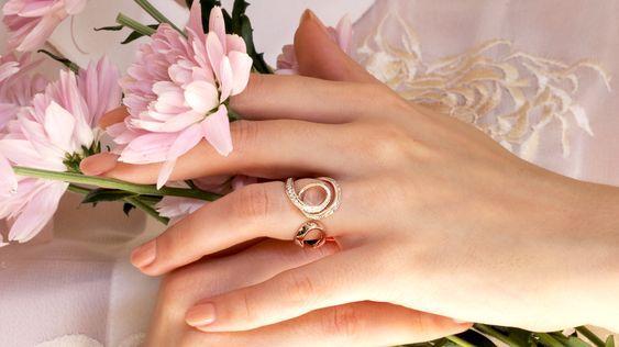 白金戒指還在流行嗎?