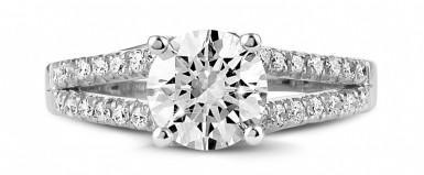 哪种钻石戒指设计适合您