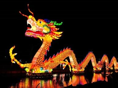 How is the Chinese New Year traditionally celebrated?