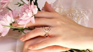 哪些珠宝和钻石适合我的春季婚礼?