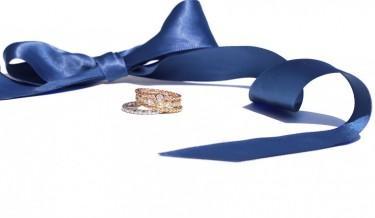 结婚戒指:可叠戴戒指的新趋势